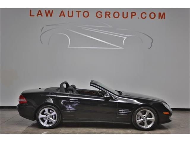 2007 Mercedes-Benz SL600 | 854846