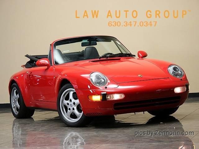 1998 Porsche 911 Carrera | 854848