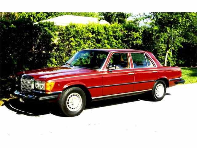 1980 Mercedes-Benz 280SE   854856