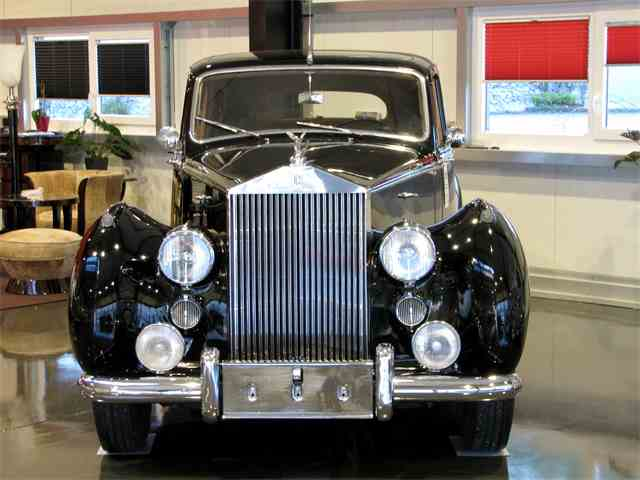 Picture of 1952 Silver Dawn located in Pforzheim / Birkenfeld BW Offered by Classic Cars Boutique - IBM3