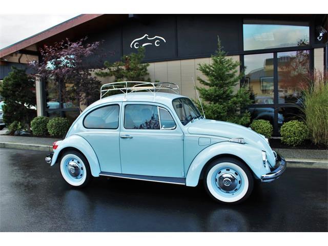 1970 Volkswagen Beetle | 854860
