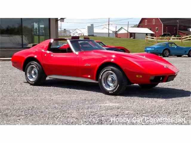 1974 Chevrolet Corvette | 854863