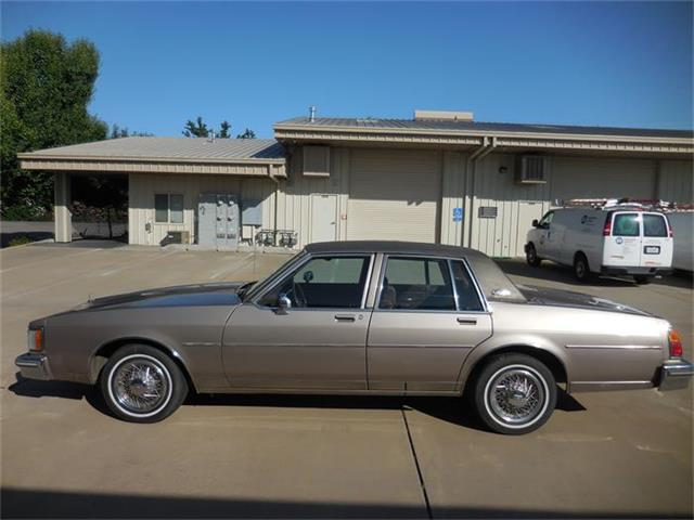 1984 Oldsmobile Delta 88 Royale | 854864