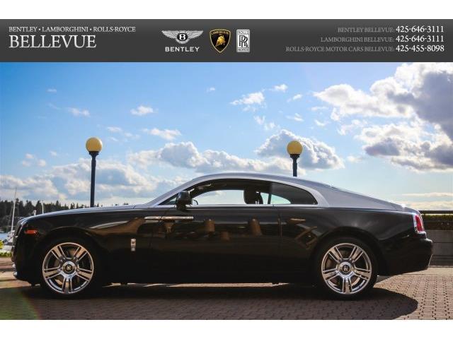 2016 Rolls-Royce Silver Wraith | 854884