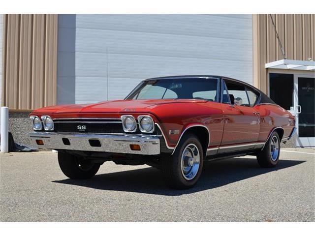 1968 Chevrolet Chevelle SS | 854891