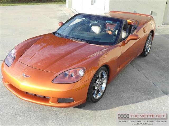 2007 Chevrolet Corvette | 854898