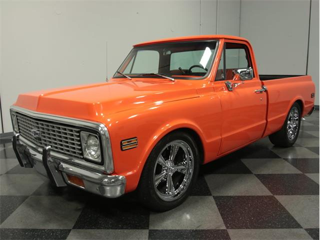 1972 Chevrolet C/K 10 | 854904