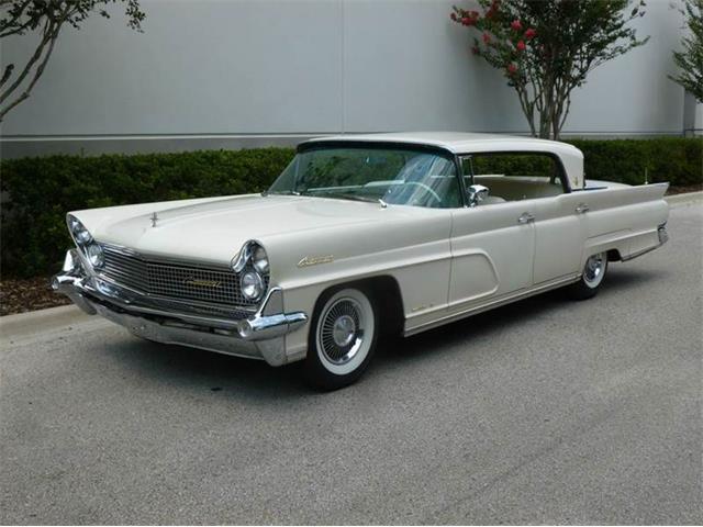 1959 Lincoln Continental | 854920