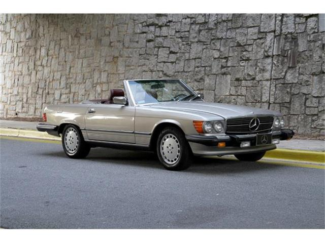 1988 Mercedes-Benz 560SL | 854921