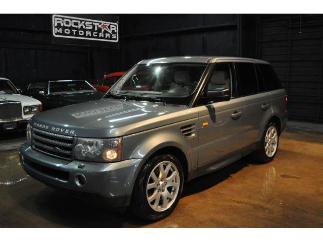 2007 Land Rover Range Rover Sport | 854934