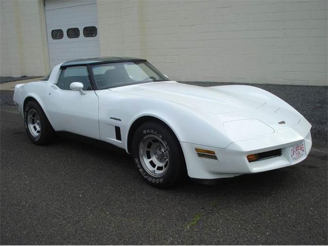 1982 Chevrolet Corvette | 854937