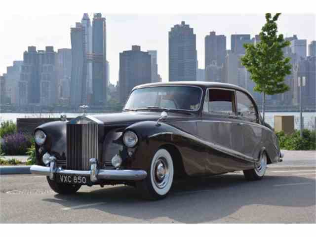 1959 Rolls-Royce Hooper Silver Cloud I | 854941