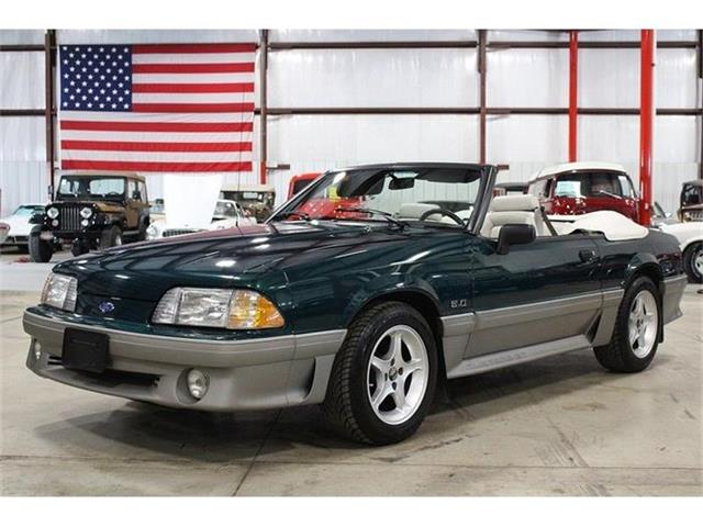 1992 Ford Mustang | 854950