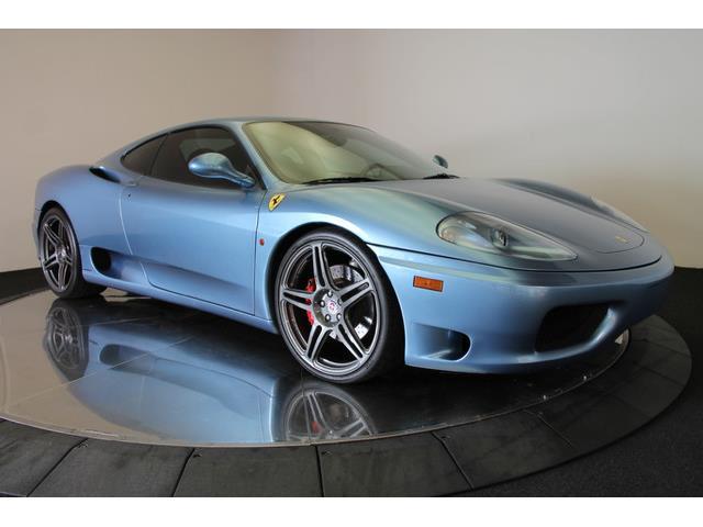 2002 Ferrari 360 | 854964