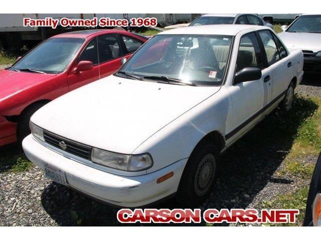 1992 Nissan Sentra | 854979