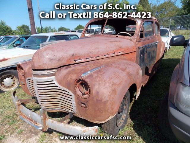 1941 Chevrolet Sedan | 854983