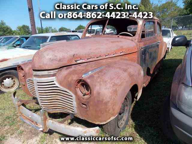 Picture of Classic 1941 Sedan - $1,500.00 Offered by Classic Cars of South Carolina - IBPJ