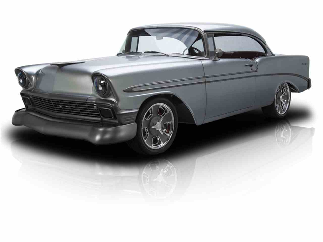 1956 chevrolet bel air for sale classic car liquidators - 1956 Chevrolet Bel Air For Sale Cc 854989