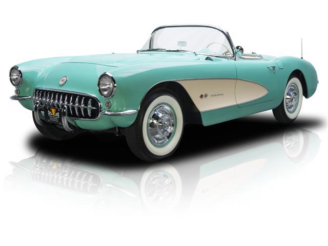 1957 Chevrolet Corvette | 854991