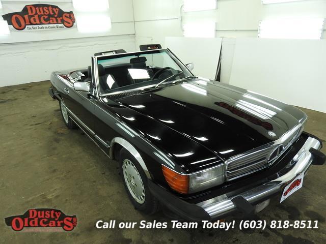 1986 Mercedes-Benz 560SL   855017