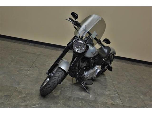 2011 Harley-Davidson FLSTF FATBOY SOFTAIL   855020