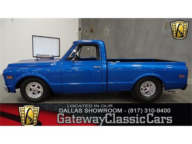 1972 Chevrolet C/K 10 | 855024