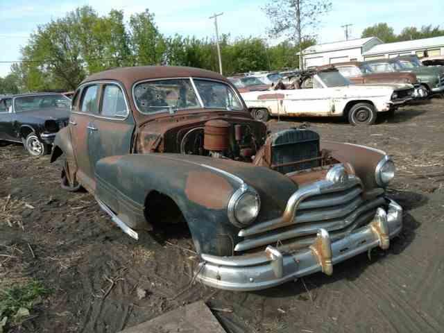 1947 Pontiac Sedan | 855030