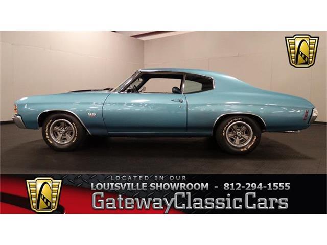 1971 Chevrolet Chevelle | 855036