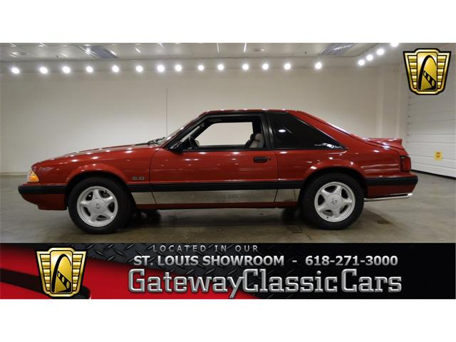 1991 Ford Mustang | 855054