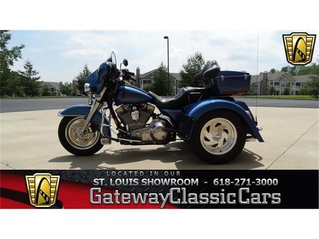 2005 Harley Davidson FLHTI | 855055