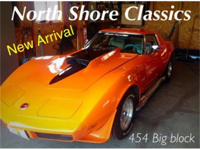 1974 Chevrolet Corvette | 855135