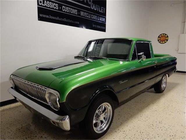 1962 Ford Ranchero | 855137