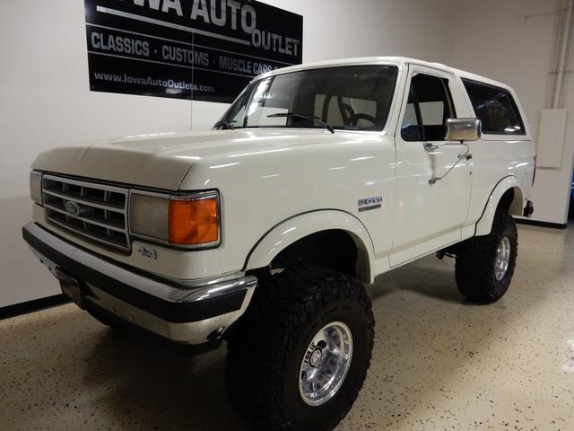 1987 Ford Bronco | 855143
