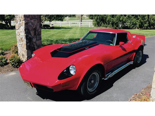 1973 Chevrolet Corvette Motion | 855257