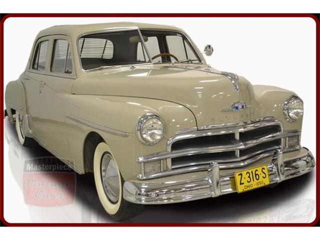 1950 Plymouth Special Deluxe | 855621