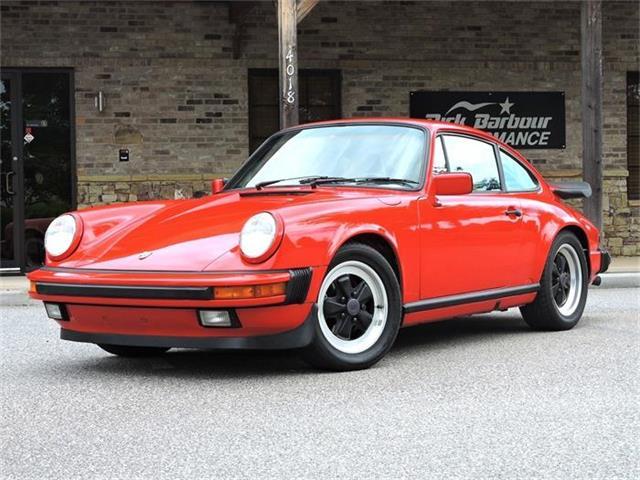1987 Porsche 911 Carrera | 855695