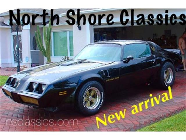 1979 Pontiac Firebird Trans Am | 850574