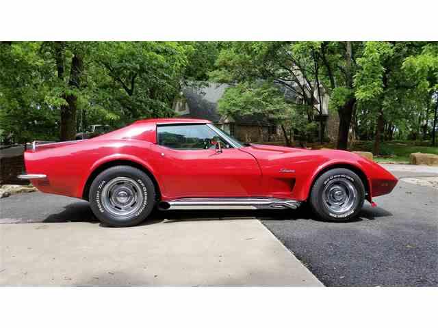 1973 Chevrolet Corvette | 855945