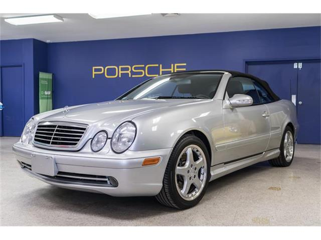 2002 Mercedes-Benz CLK55 | 855947