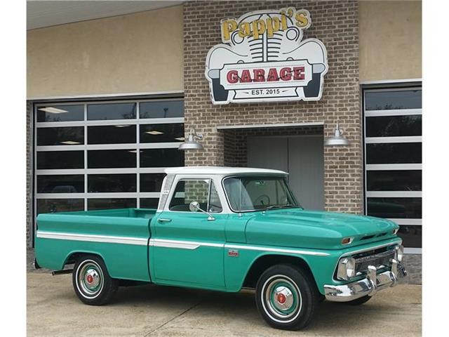 1966 Chevrolet C10 | 856022