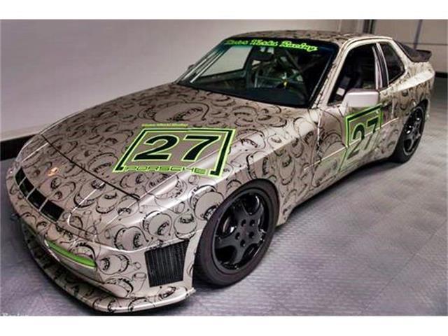1988 Porsche 944 | 856037