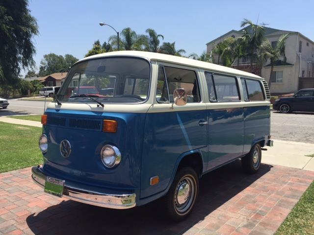 1973 Volkswagen Transporter | 856057