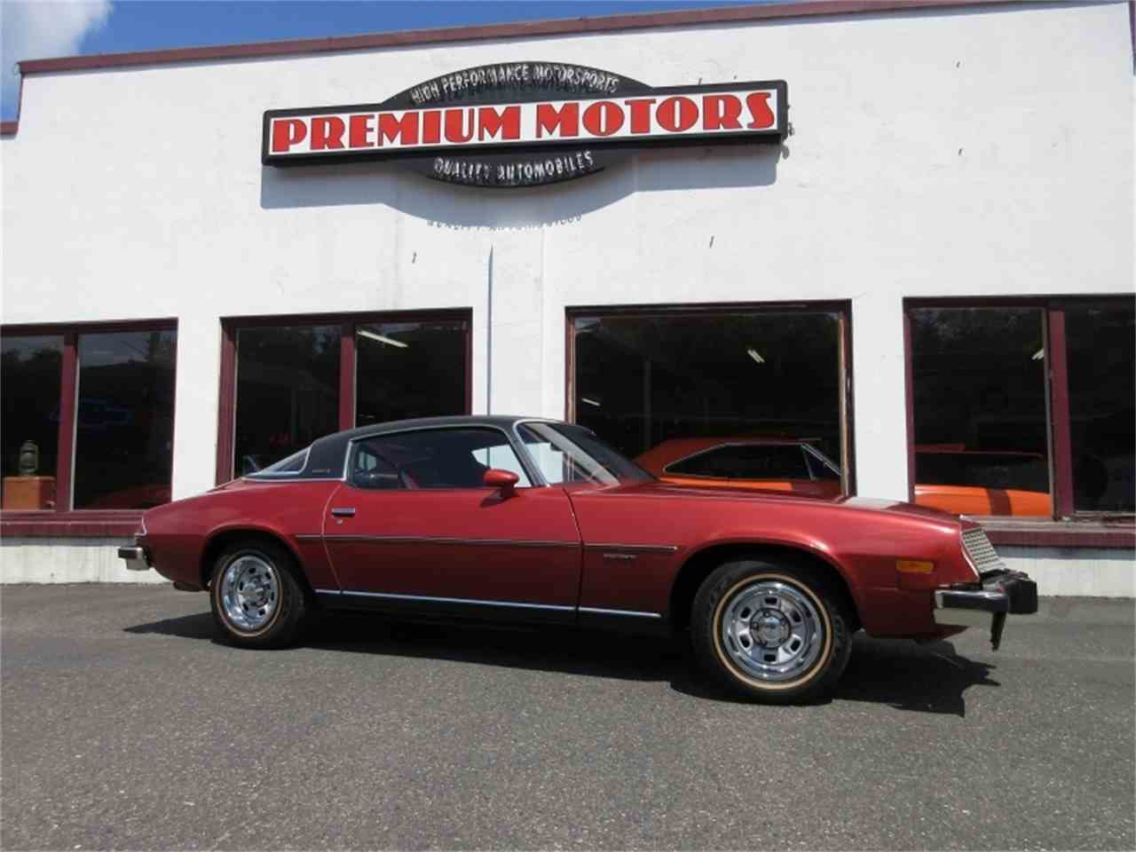1977 Chevrolet Camaro for Sale on ClassicCarscom  4 Available