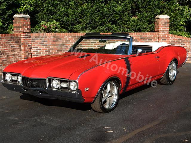 1968 Oldsmobile Cutlass | 856067