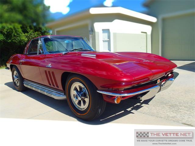 1965 Chevrolet Corvette | 856069