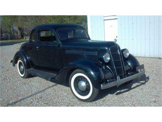 1935 Plymouth Business Coupe | 856070