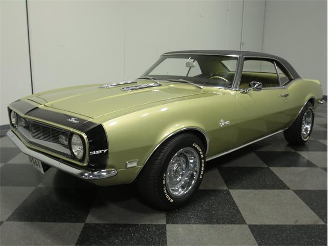 1968 Chevrolet Camaro | 856080
