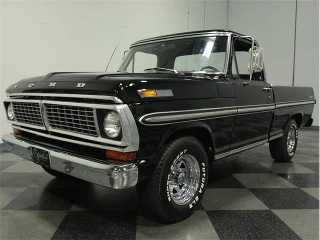 1971 Ford F100 | 856083