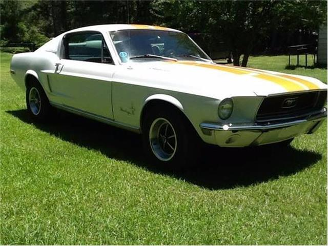 1968 Ford Mustang | 856087