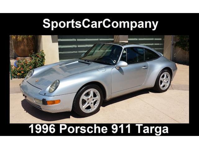 1996 Porsche 911 | 856103